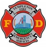 Templeton Fire & Emergency Services Patch