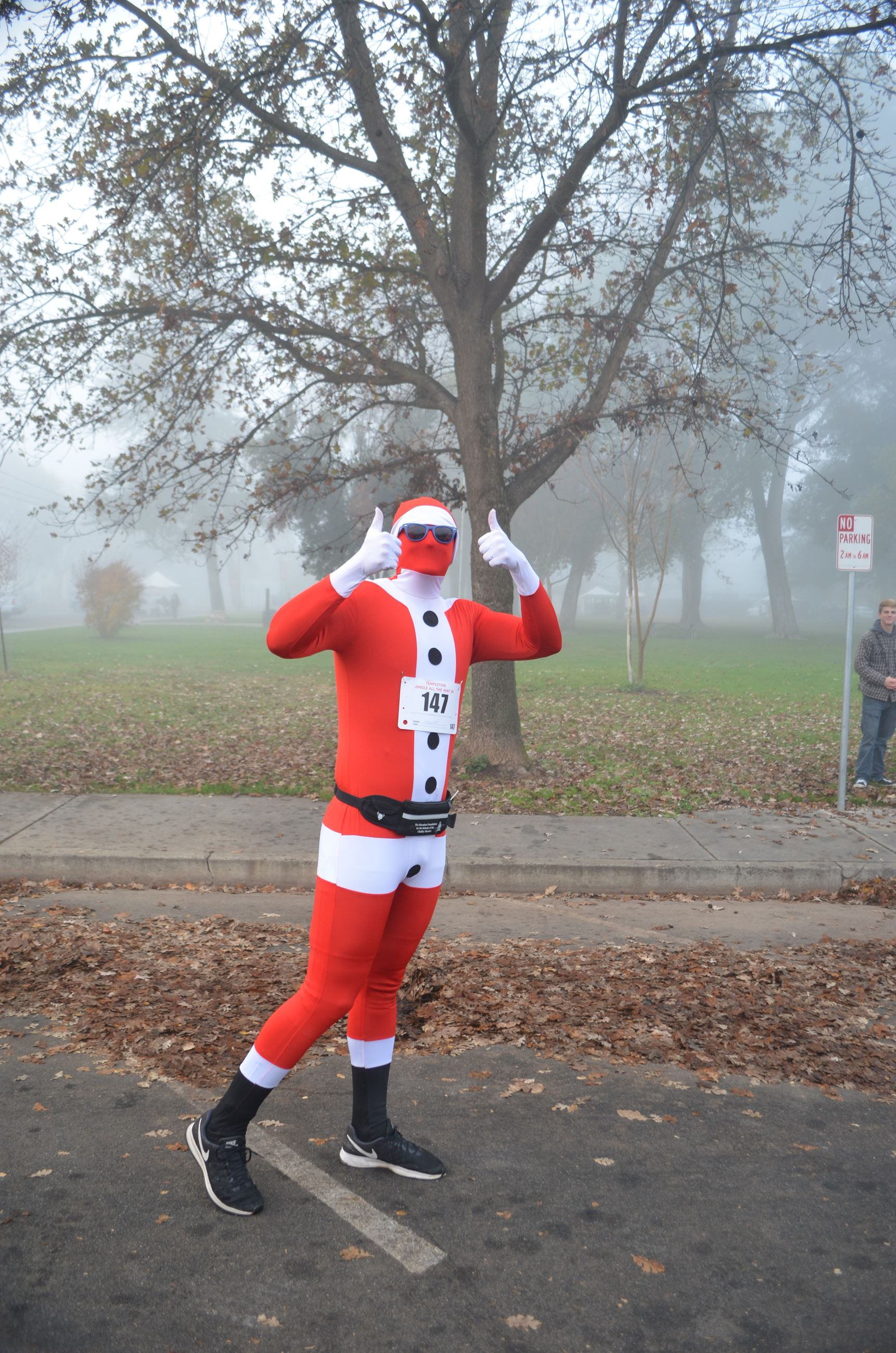 Jingle 5K Santa Costume